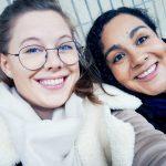 Luisa & Carina – endelig tilbake!